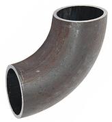 Отвод стальной крутоизогнутый бесшовный Дн 133*3,5 (Ду 125) приварной ГОСТ 17375-2001