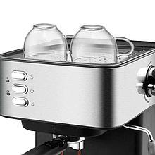 Кофемашина полуавтоматическая DSP с каппучинатором