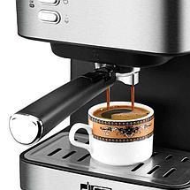Кофемашина полуавтоматическая DSP с каппучинатором, фото 3