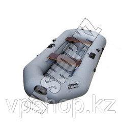 Двухместная надувная лодка PRIMA-2 Virage-240 с надувным дном, доставка