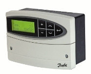 Регулятор температуры для системы отопления или ГВС Danfoss ECL Comfort 110