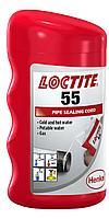 55 LOCTITE 160m Силиконовая нить для труб и резьб (Нить для герметизации резьбы Loctite)