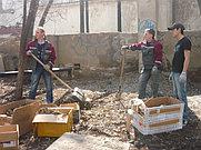 Субботник апрель 2012г