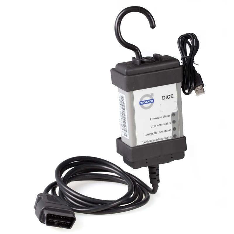 N00109 Диагностический сканер Volvo DiCE (без функции  программирования)