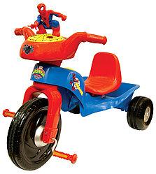 """Kiddieland Трёхколесный велосипед """"Человек паук"""""""