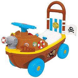 Kiddieland Чудомобиль Пиратский корабль
