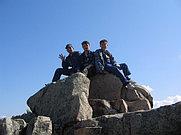 После работы можно и отдохнуть на природе Оркен Кентобе 2005г