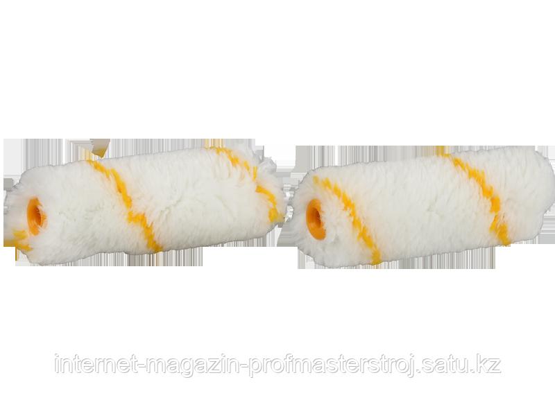 Мини-валики GIRPAINT ролик сменный, 2 шт, 160 x 15 мм, серия MASTER, STAYER