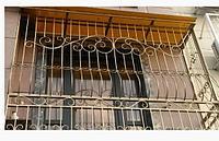 Кованые решетки для окон и дверей под заказ