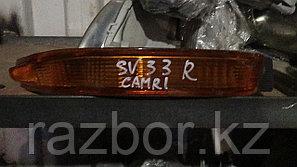 Габарит в бампер правый Toyota Camry (SV33)