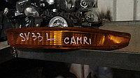 Габарит в бампер левый Toyota Camry (SV33)