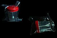 Контейнеры для биопроб 60 мл, в инд.уп, с ложкой, нестерильно
