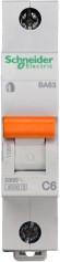 Автоматический выключатель 11201 ВА 63  (1ф)  6А Schneider Electric (12)
