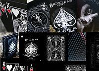 Карты Bicycle Black Ghost Deck
