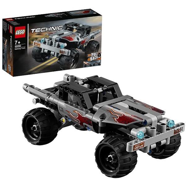 LEGO Technic  Конструктор Лего Техник Машина для побега