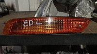 Габарит в бампер левый Toyota Carina ED