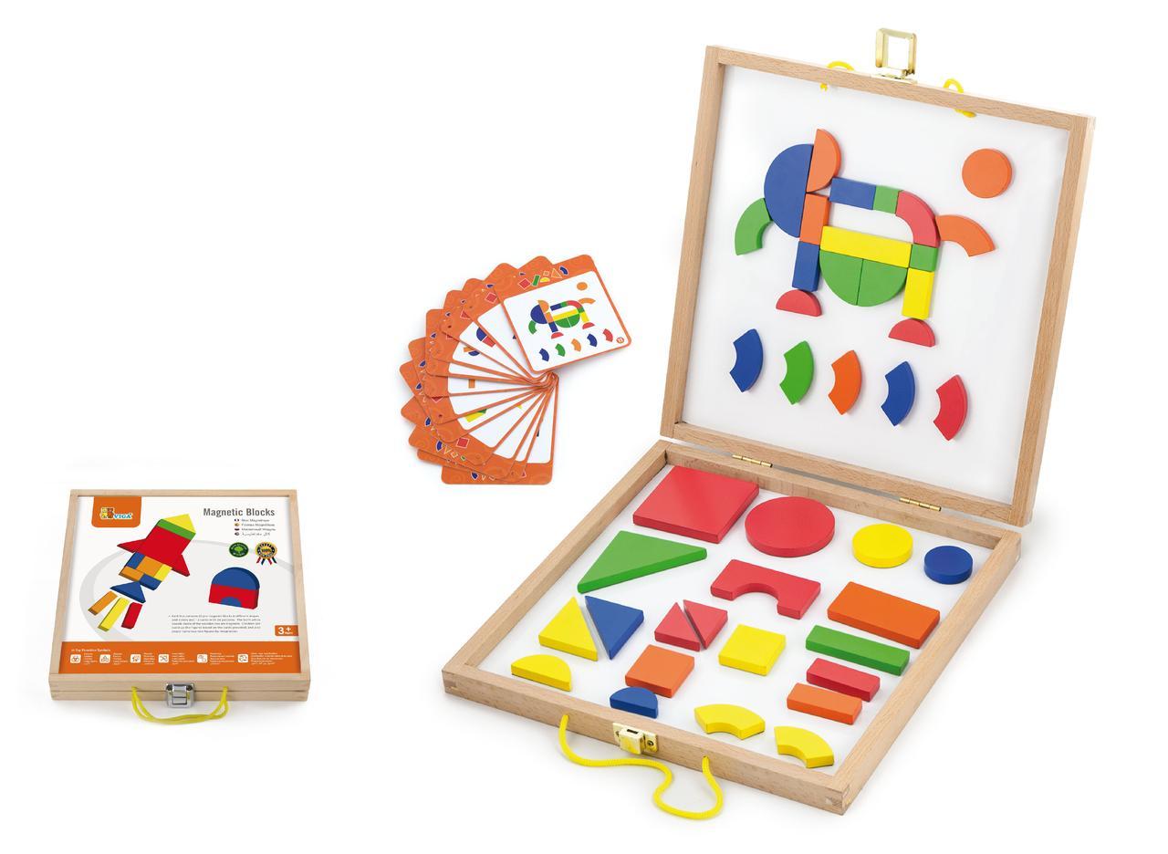 Игровой набор «Магнитные блоки»