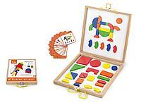 Игровой набор «Магнитные блоки», фото 1