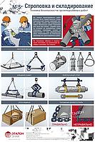 Техника Безопасности Грузоподъемных Работ Лист № 5 - Строповка и Складирование 2.