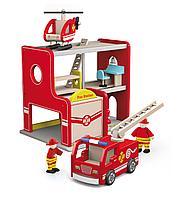 """Игровой набор """"Пожарная станция"""", фото 1"""