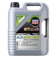 Синтетическое моторное масло LIQUL MOLY Special Tec AA 5W-30