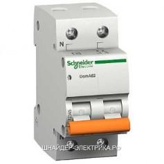 Автоматический выключатель 11211 ВА 63 1P+N 6A (C) 4.5kA Schneider Electric (6)
