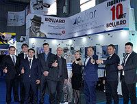 Pulsar Systems на AIPS 2015 - 5-я Юбилейная Казахстанская Международная выставка «Охрана, безопасность, средства спасения и противопожарная защита»