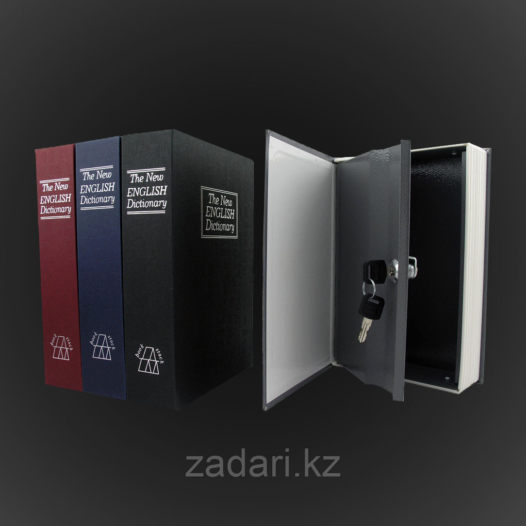 Книга-сейф «Английский словарь» размер S