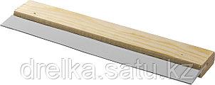 """Шпатель резиновый STAYER """"MASTER"""" для затирки, белый, 250мм, фото 2"""