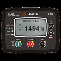 Контроллер для генератора Datakom D-100 J1939, Контроллер для генератора (подогрев дисплея)