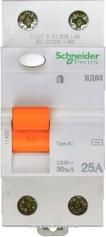 Устройство защитного отключения  2P 25A 30mA 11450 ВД63 Schneider Electric