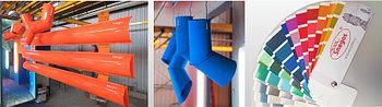 Полимерная порошковая покраска металлических изделий и конструкций