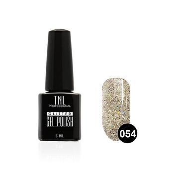 Гель лаки TNL Professional Glitter 6мл