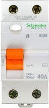 Устройство защитного отключения 11452 ВД63 2P 40A 30mA Schneider Electric