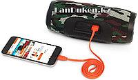 Беспроводная портативная акустическая Bluetooth колонка JBL Charge 3 6000mAH (камуфляжный)