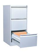 Шкаф картотечный ШК-3 (3 замка)