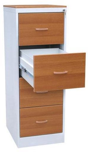 Шкаф картотечный ШК-4 (фасад ЛДСП)