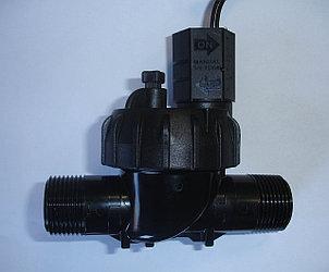 Клапан электромагнитный серии JAP TOP, верхняя часть на резьбовом соединении Rain Bird