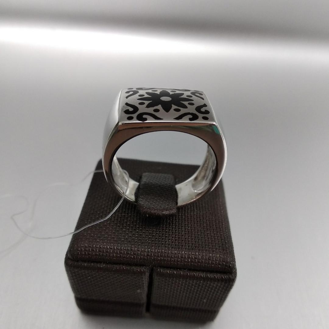 Кольцо Morgan / 18 размер