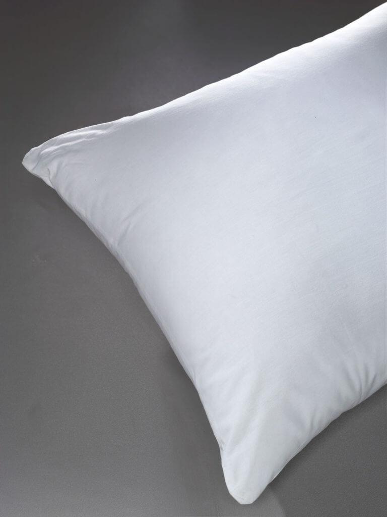 Подушка микрофибра/силиконовая  70*70, 1200 гр. VAROL