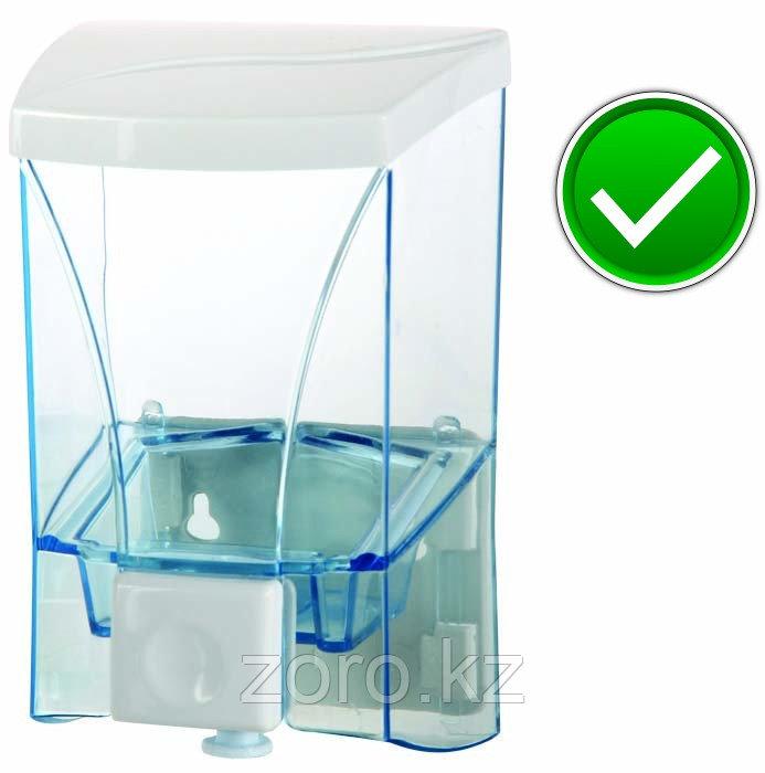 Дозатор (диспенсер) для жидкого мыла 500 мл прозрачный