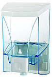 Дозатор (диспенсер) для жидкого мыла 500 мл прозрачный, фото 3