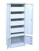 Шкаф картотечный ШК-4-Д4, фото 2