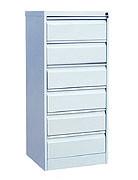 Шкаф картотечный ШК-6(A5)6замков