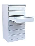 Шкаф картотечный ШК-7(A6)
