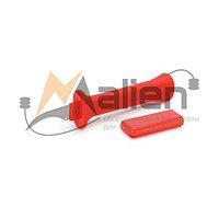 Нож электрика НЭСИ-03 МАЛИЕН с изогнутым лезвием