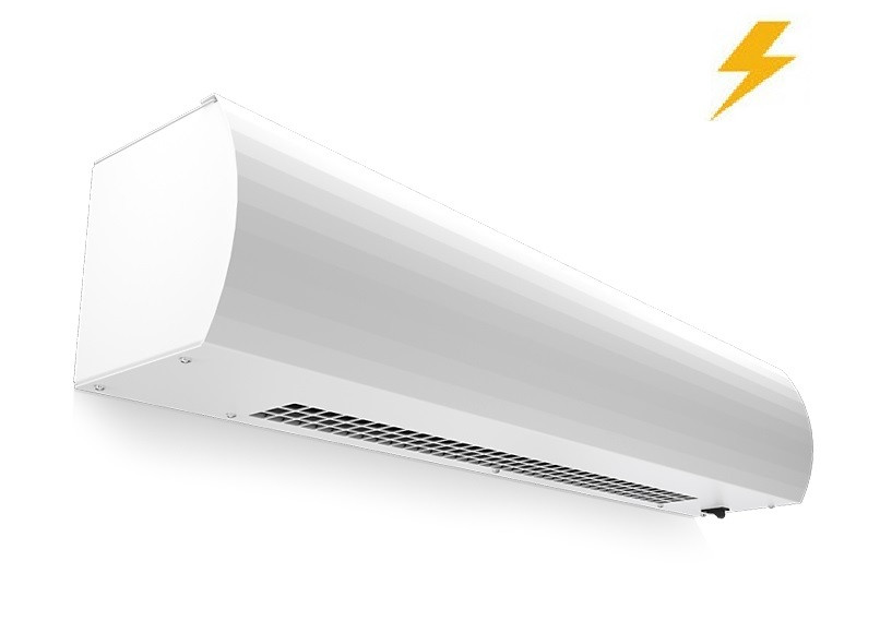 Воздушно-тепловая завеса Тепломаш КЭВ-2П1122E Оптима Микро (0,7 метровая; с электрическим нагревателем)