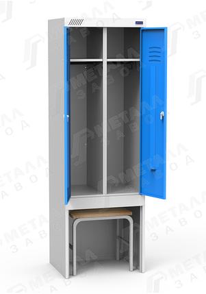 Шкаф для одежды ШРЭК 22-530 ВСК, фото 2
