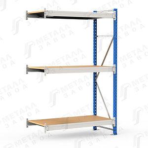 Стеллаж среднегрузовой SGR-V-ДСП 350 1563-2.0 ДС