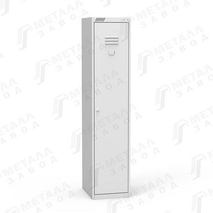 Шкаф для одежды ШРС 11-400 с перегородкой, фото 2